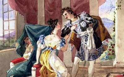 Two Ways of Staging the Marriage of Figaro